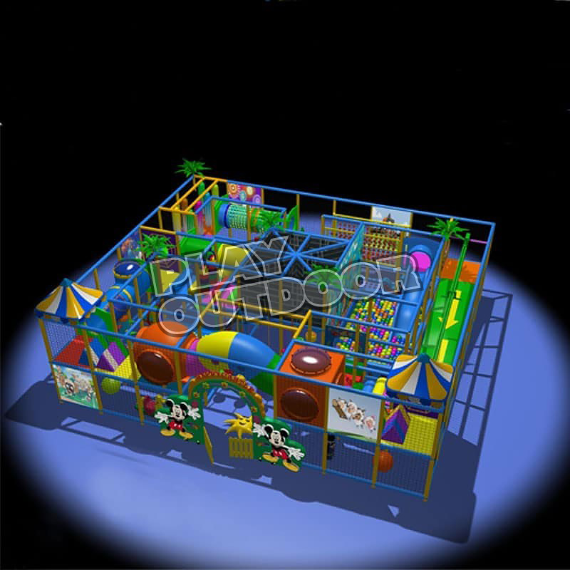 Indoor Play Gyms BY001