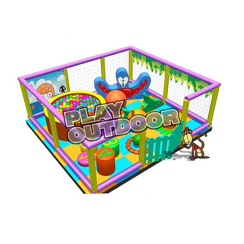 Indoor Play Gyms BY006