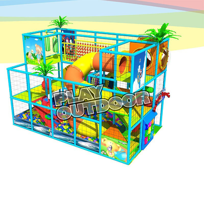 Indoor Play Gyms BY007