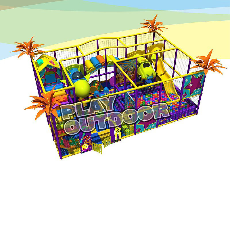 Indoor Play Gyms BY008