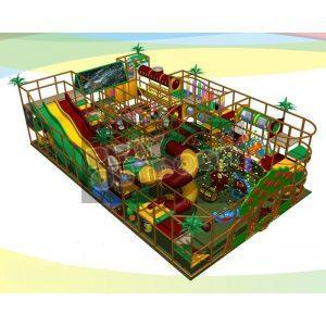 Indoor Play Gyms BY010