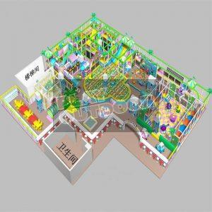 Indoor Play Gyms BY015