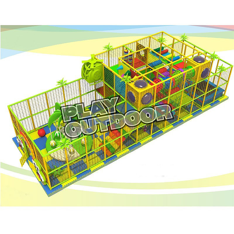 Indoor Play Gyms BY017
