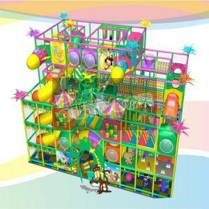 Indoor Play Gyms BY022