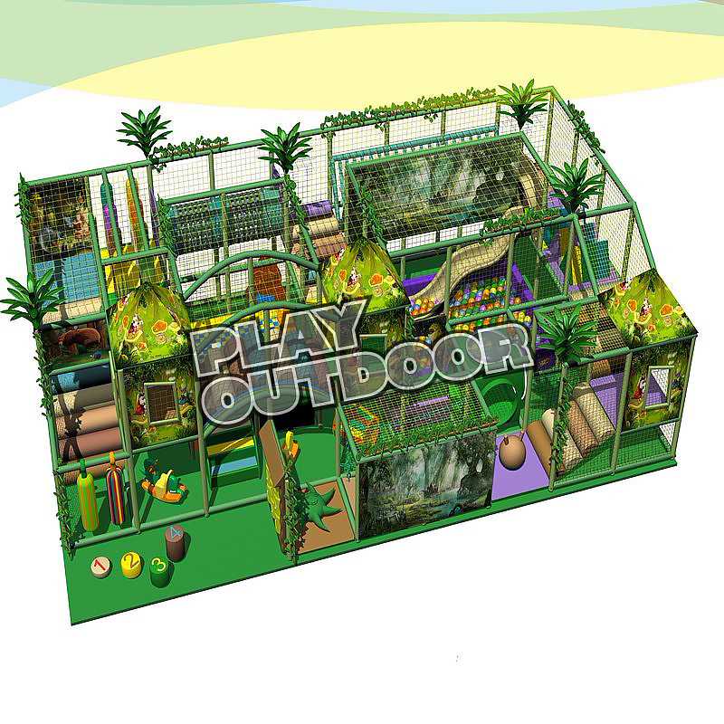 Indoor Play Gyms BY025
