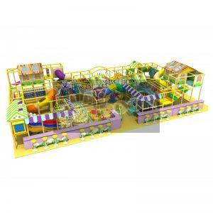 Indoor Play Gyms BY028