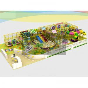 Indoor Play Gyms BY029