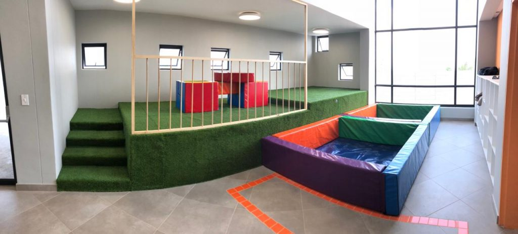 New Installation Eden Park | Soft Play Area