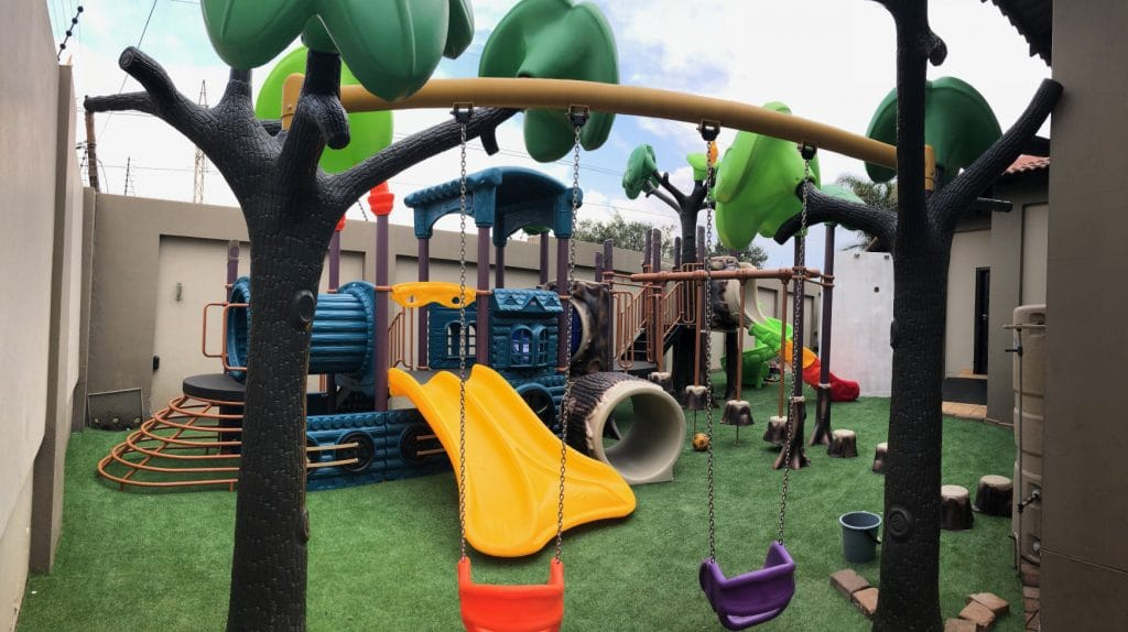 New Installation Middleburg   Outdoor Jungle-Gym
