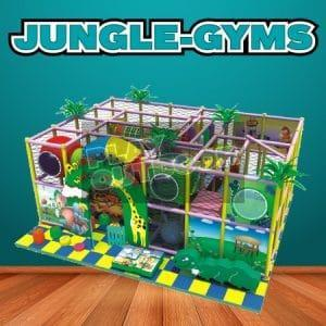Indoor Jungle-Gyms