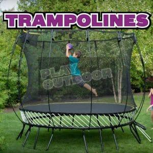 Trampolines