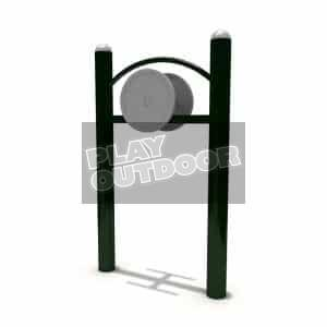 Arm Strength Trainer | PO-FE0025 | Outdoor Fitness