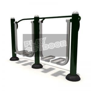 Double Air Walker | PO-FE0059 | Outdoor Fitness
