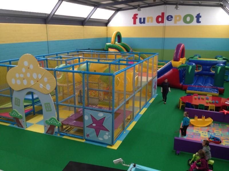 Indoor Jungle Gym | Play Outdoor