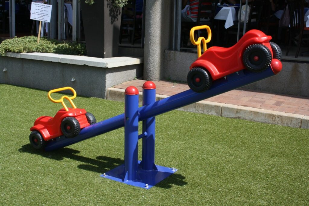 Seesaws | Play Outdoor