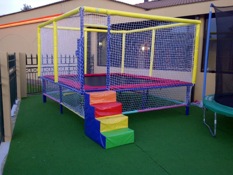 Trampoline | Play Outdoor