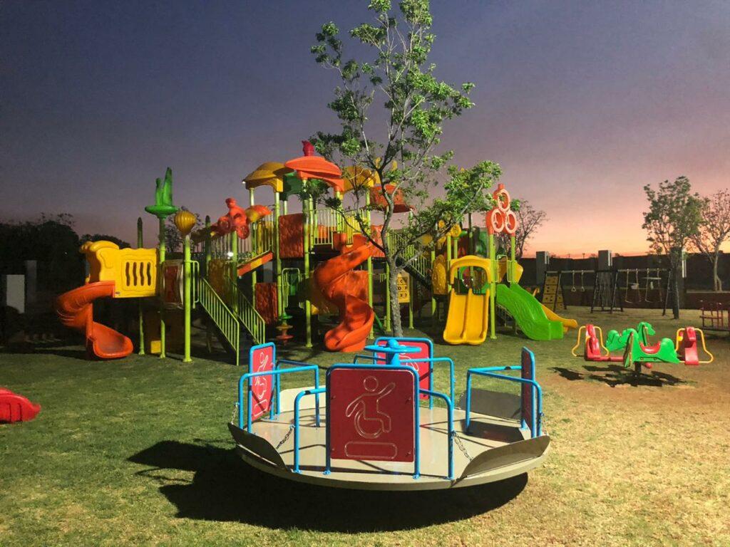 Household of Christ Church | Mooikloof Pretoria | Jungle-Gym, Swings & Roundabout Installation