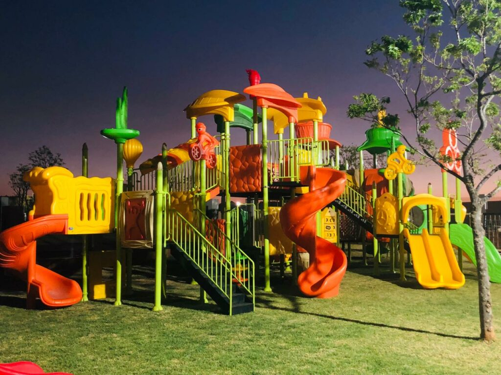 Household of Christ Church | Mooikloof Pretoria | Jungle-Gym, Swings & Roundabout Installation