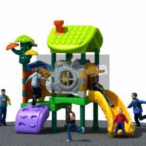 Toddlers Full Plastic Series | Jungle-Gym | AP-OP10101