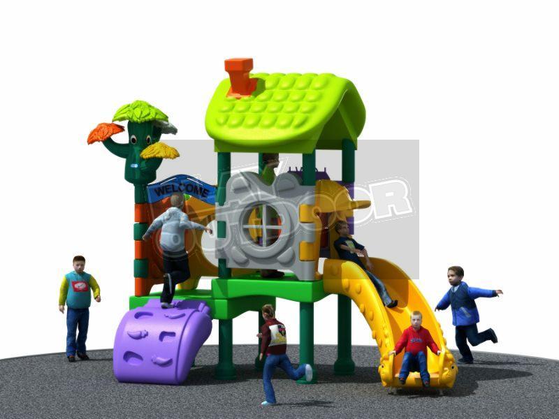 Toddlers Full Plastic Series   Jungle-Gym   AP-OP10101