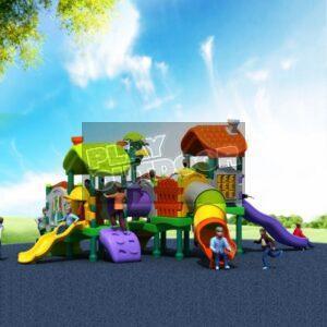 Toddlers Full Plastic Series | Jungle-Gym | AP-OP10103