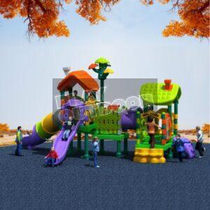 Toddlers Full Plastic Series | Jungle-Gym | AP-OP10104