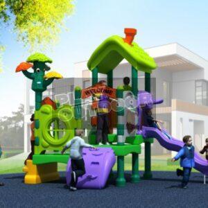 Toddlers Full Plastic Series | Jungle-Gym | AP-OP10105