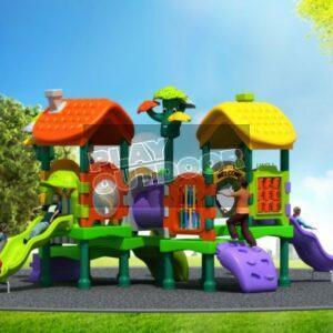Toddlers Full Plastic Series | Jungle-Gym | AP-OP10106