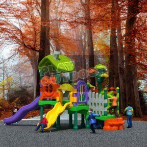 Toddlers Full Plastic Series | Jungle-Gym | AP-OP10107