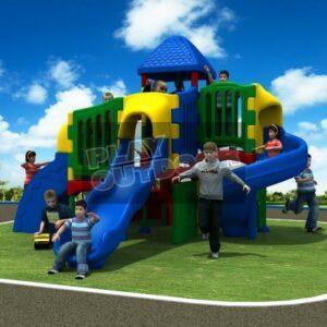 Toddlers Full Plastic Series | Jungle-Gym | AP-OP30001