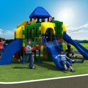 Toddlers Full Plastic Series | Jungle-Gym | AP-OP30002