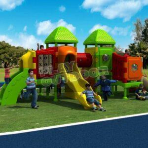 Toddlers Full Plastic Series | Jungle-Gym | AP-OP30003