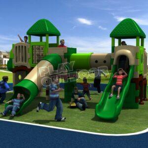 Toddlers Full Plastic Series | Jungle-Gym | AP-OP30005