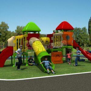Toddlers Full Plastic Series | Jungle-Gym | AP-OP30006