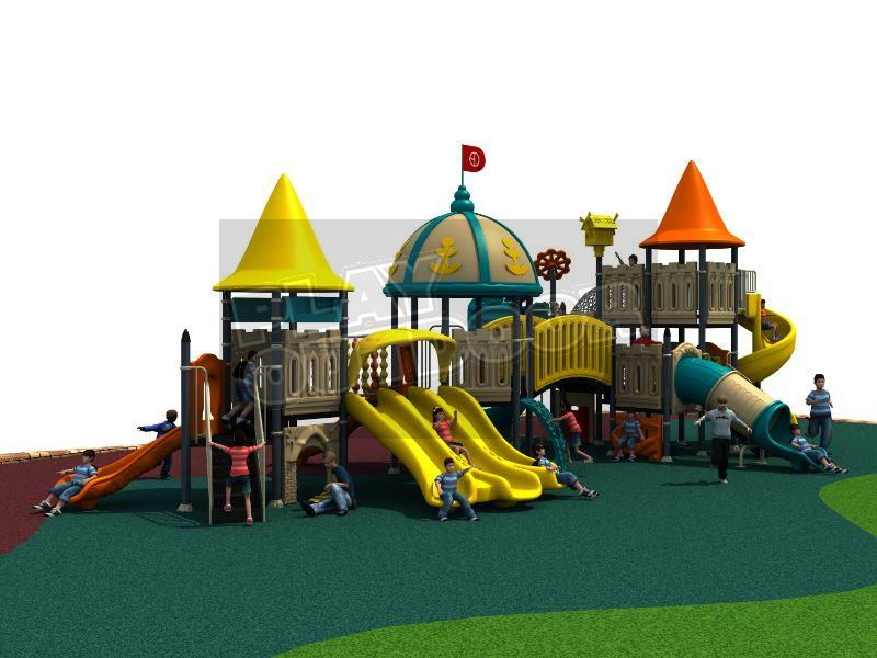 Classic Castle Series | Jungle-Gym | AP-OP31005