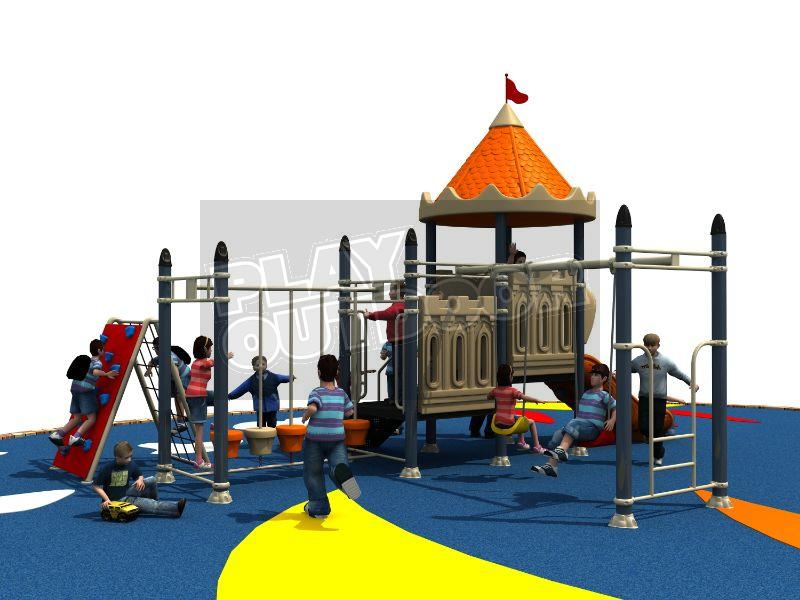 Classic Castle Series   Jungle-Gym   AP-OP31009