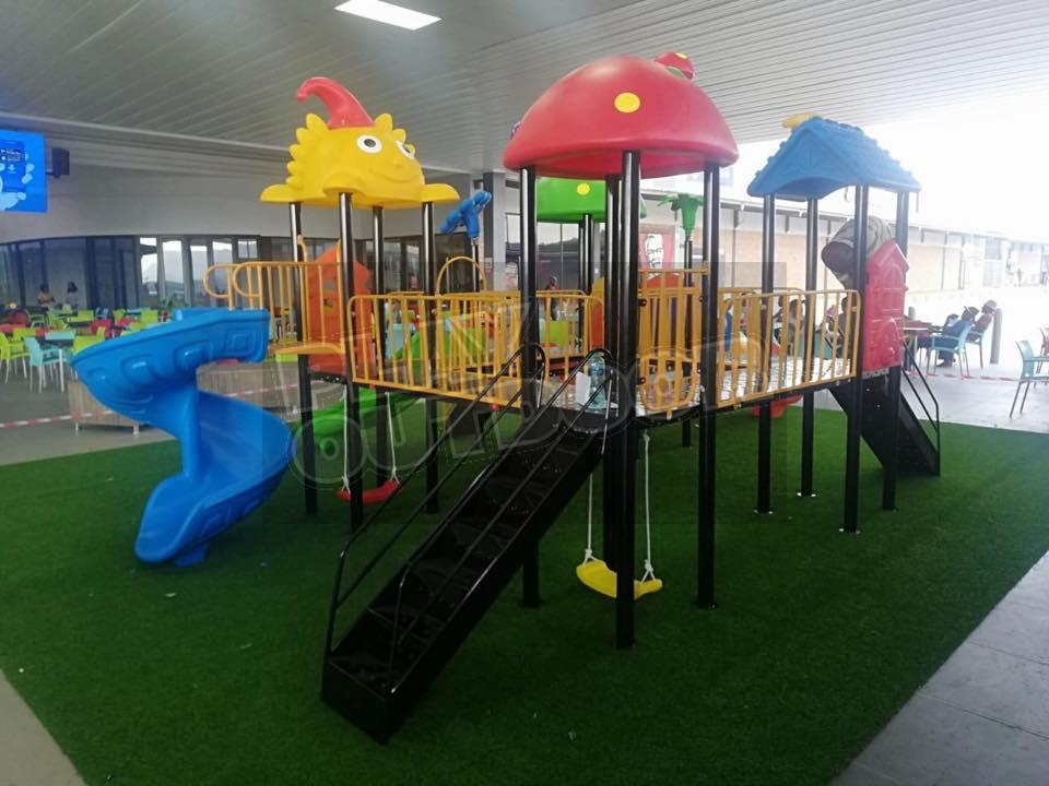 Dwarsloop Mall | Jungle-Gym