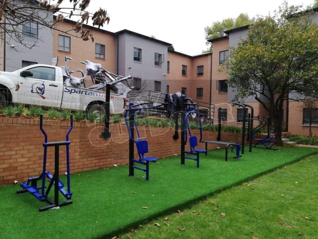 Fitness Equipment Installation UJ