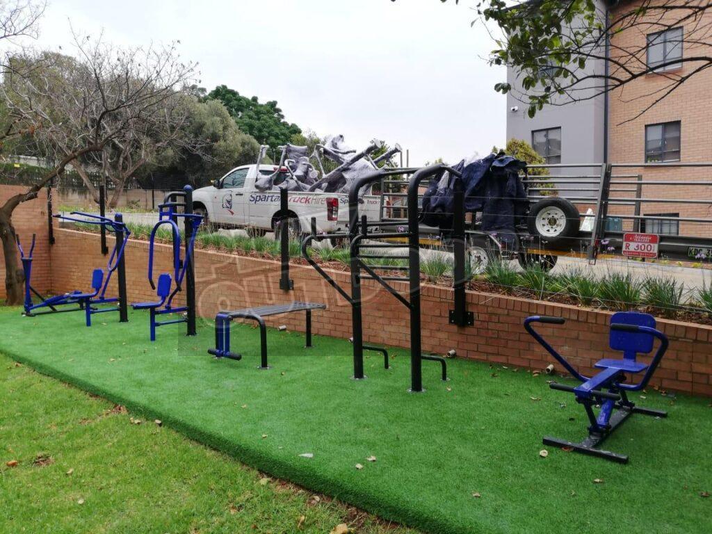 Fitness Equipment Installation UJ